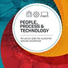 Servicio al cliente con tecnología procesos y personas