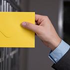 Envío fácil de correo comercial Esker