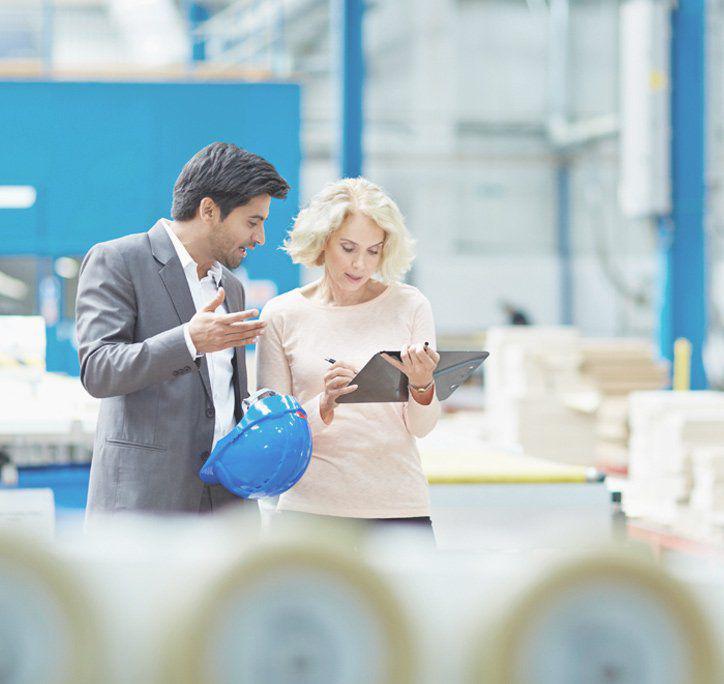 optimizar sus relaciones en el sector de la industria