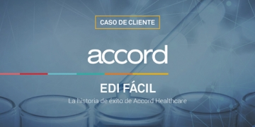 EDI fácil en Accord Healthcare