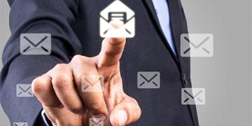 Envío de correo postal sin papel