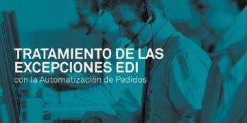 Tratamiento de las excepciones EDI