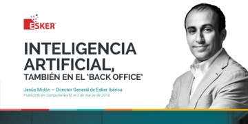 Inteligencia artificial, también en el 'back office...
