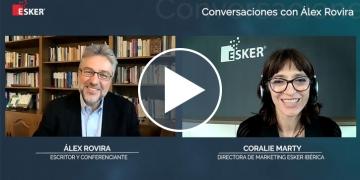 Conversaciones con Alex Rovira y Coralie Marty