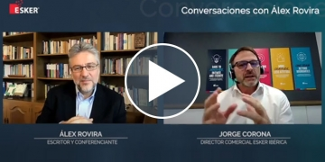 Conversaciones con Alex Rovira y Jorge Corona